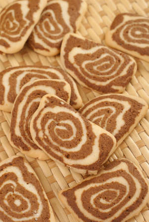 Chinese Cinnamon Pinwheels photo