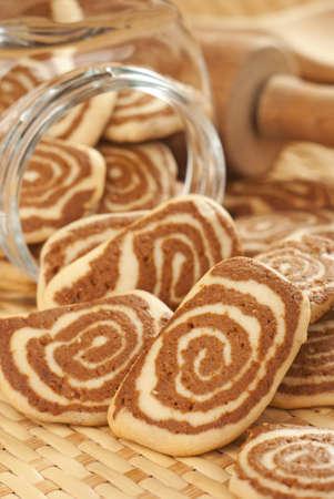 pinwheels: Chinese Cinnamon Pinwheels