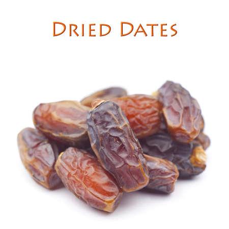 morsels: Dried Arabian Dates