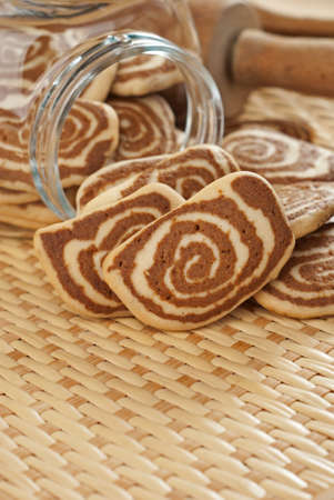Chinese Marble Pinwheels photo
