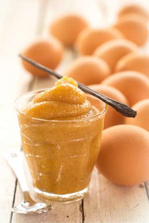 Vanilla Egg Kaya photo