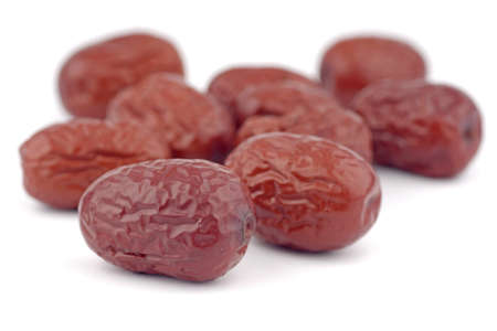 Chinese Dried Red Dates photo