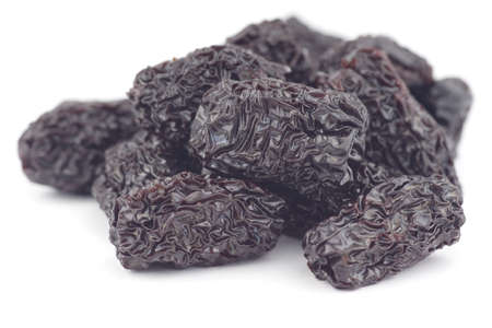 Chinese Smoked Dried Dates. These are not prunes. Stock Photo - 19116177