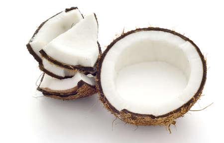 sharpen: Fresh Suntan in Half Coconut Shell; non sharpen