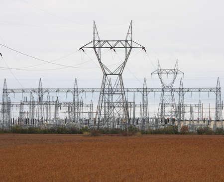 power station Stock Photo - 5858788