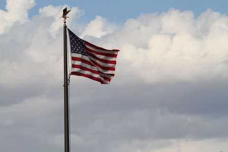 usa flag Stok Fotoğraf