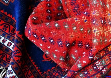 Ručně kobercovaný koberec