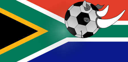 Fotball World Cup in south Africa 2010 photo