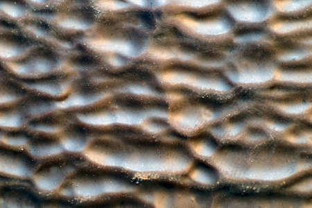 tempting: Close up of a tempting chocolate bar Stock Photo