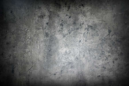 Close up of rough gray textured grunge background Stock Photo - 17766232