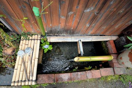 일본의 비와 가든 비와 호수?