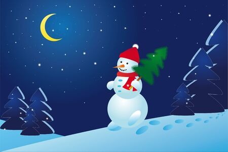 christmas background Stock Photo - 8095453