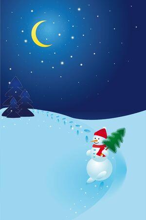 christmas background Stock Photo - 8095442