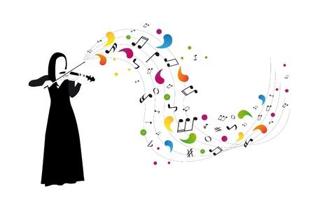 violist: violist speelt de viool
