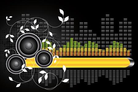 Urban Music Background