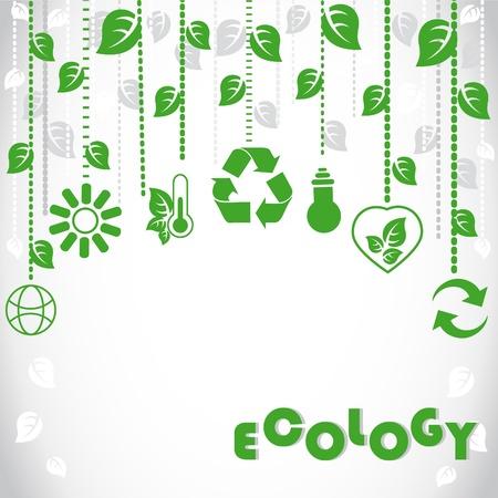 eco building: Ecology background