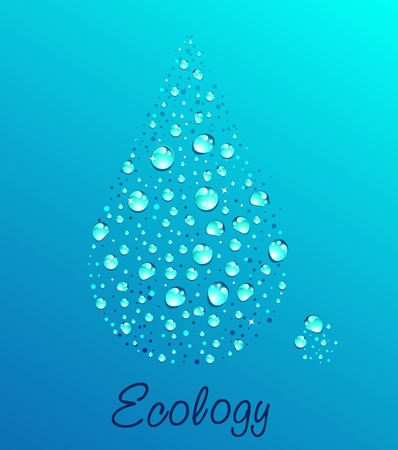 shinning: Gota de agua