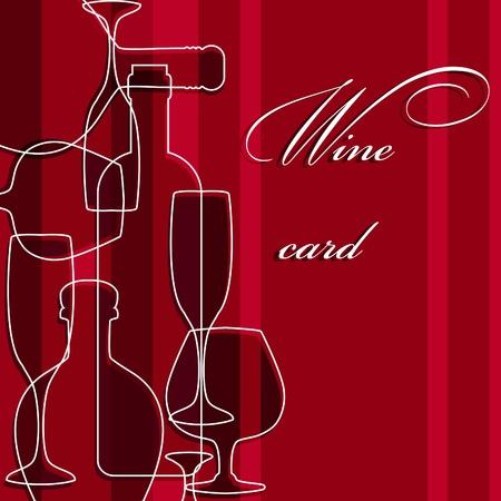 celebrate life: Plantilla de la tarjeta de alcohol