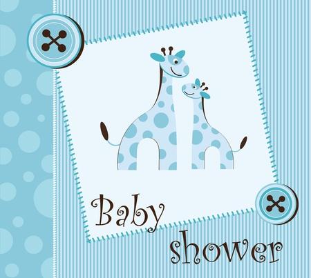 ducha de bebé - niño