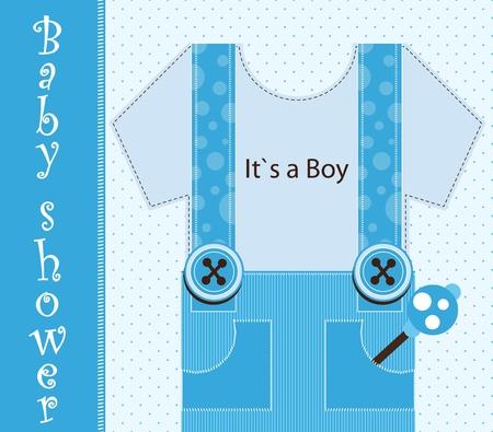 rammelaar: Douche van de baby - boy