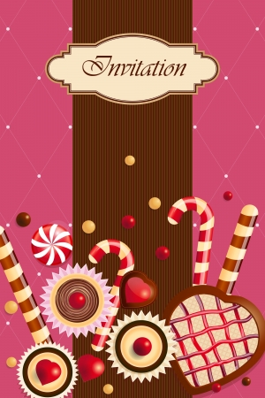 chocolate icing: Event card