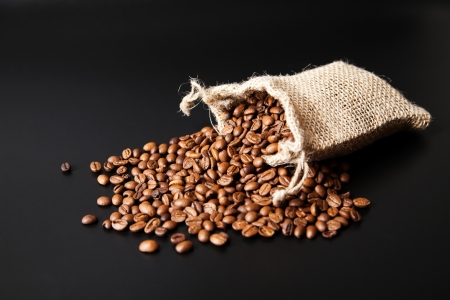 large bean: Coffee Beans background