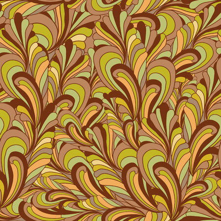clots: Abstract floral pattern for design wrapping paper, scrapbooking, textiles, sites