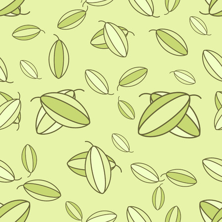pistachio: Vector pistachio seamless for design wrapping paper, packaging chocolates, packages for chocolate, scrap-booking Illustration