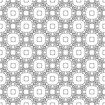 fills: hand draw geometrical seamless for design scrap book paper, textile, web sites, pattern fills Illustration