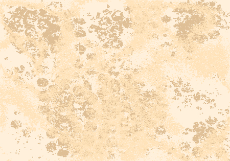 biege: Grunge paint brown watercolor background