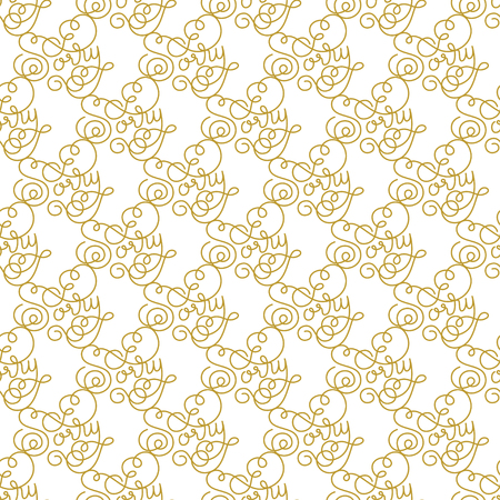 i am sorry: Holiday gift seamless pattern with hand lettering Sorry. Vector illustration for your design