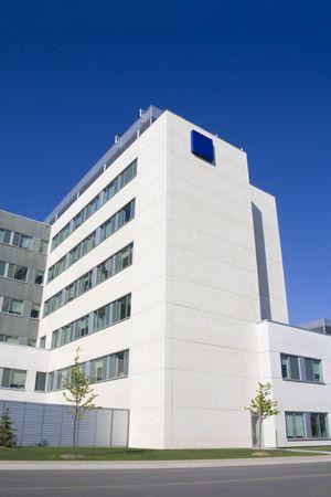 Modern Hospital Stock fotó