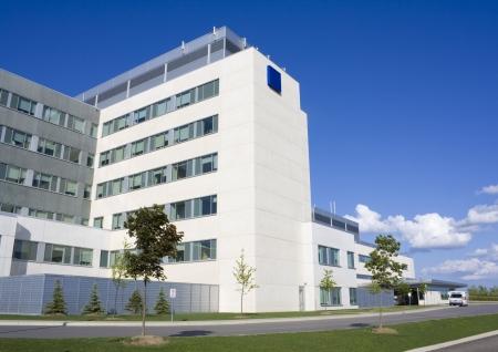 Modern hospital Stock Photo - 5168476