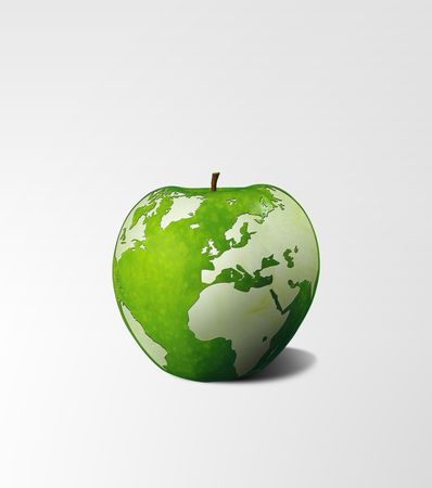 hungry world Stock Photo