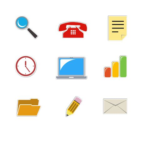 Icon Set - business