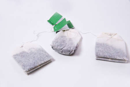 Tea bags are small little bags from a special filter paper in which tea is. They are used to the easy preparation by tea drinks, while one hangs them in hot water and allows to move some minutes. In addition most tea bags do not own a knotted string attac