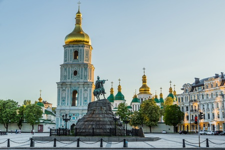 St. Sophia Cathedral became the first entry in the list of  monument of architecture in the territory of Ukraine