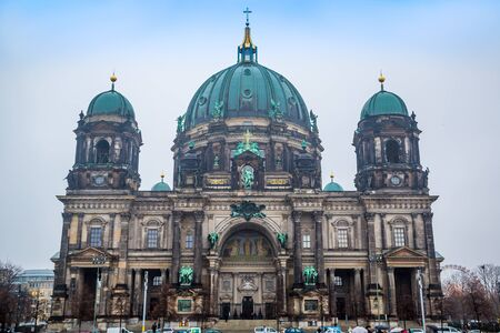 colloquial: Berliner Dom, is the colloquial name for the Supreme Parish and Cathedral Church in Berlin. Is parish church of Evangelical Church of Berlin Brandenburg Silesian Upper Lusatia.