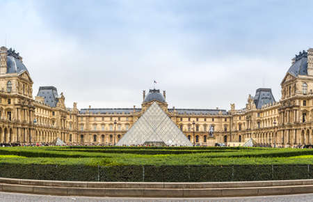 art museum: The Louvre is one of the worlds largest museums and a historic monument in Paris