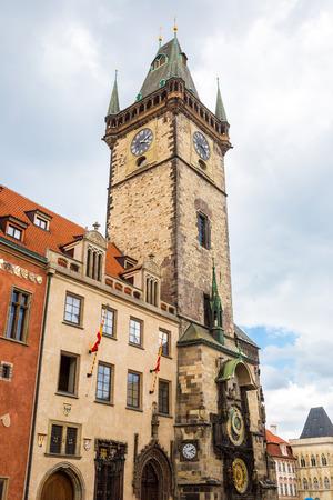 cronologia: Astronomical Clock. Prague. Czech Republic. City. Europe