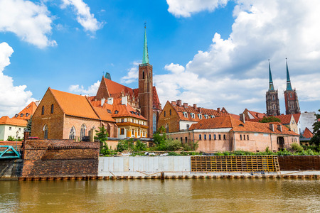 john: Cathedral of St. John in Wroclaw, Poland