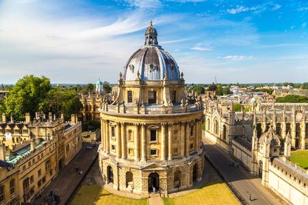 Radcliffe Camera, Bodleian Library, Oxford University, Oxford, Oxfordshire, England, United Kingdom