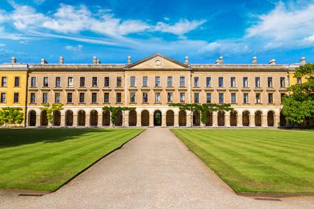 Magdalen College, Oxford University, Oxford, Oxfordshire, England, United Kingdom Editorial