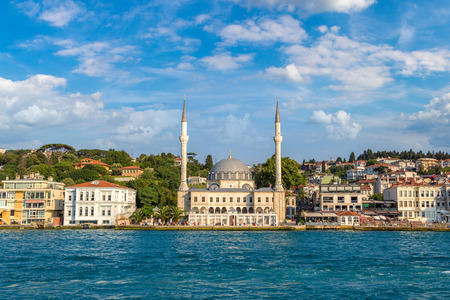 Istanbul view, Turkey in a beautiful summer day Reklamní fotografie
