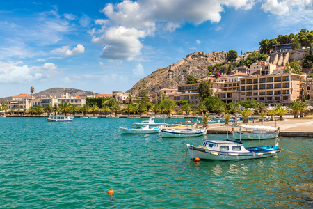 Greece, Nafplion in a beautiful summer day Imagens