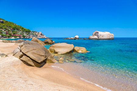 Ao Tanote beach at Koh Tao island, Thailand