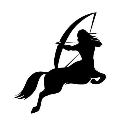 Centaur archer, mythology  creature that is half human, half horse