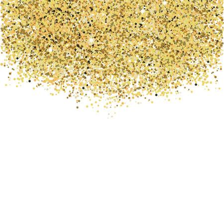 gold glitters, vector 向量圖像