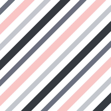 gray, white and pink stripes, vector background