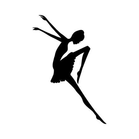 modern ballet dancer, ballerina